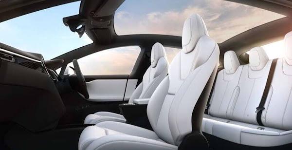 Model S Plaid será o carro de série mais rápido do mundo