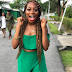 #BBNaija 2019: Khafi visits her Grandmother in Ekiti state (photo)