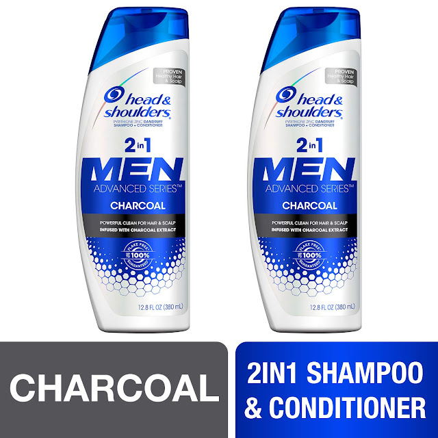 Head and Shoulders Shampoo with Charcoal