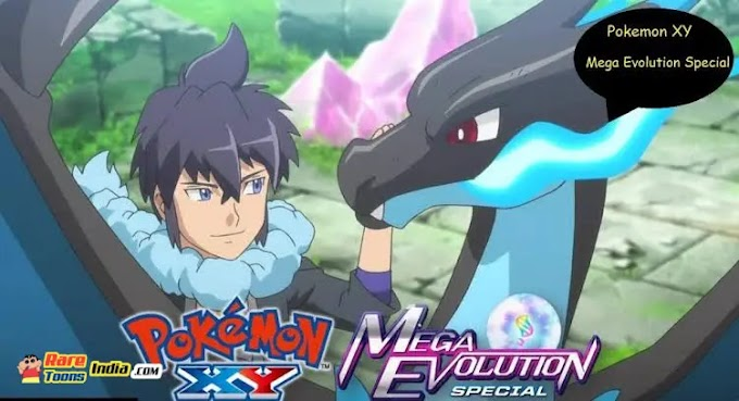 Pokemon XY Mega Evolution Special Episode Hindi Download HD