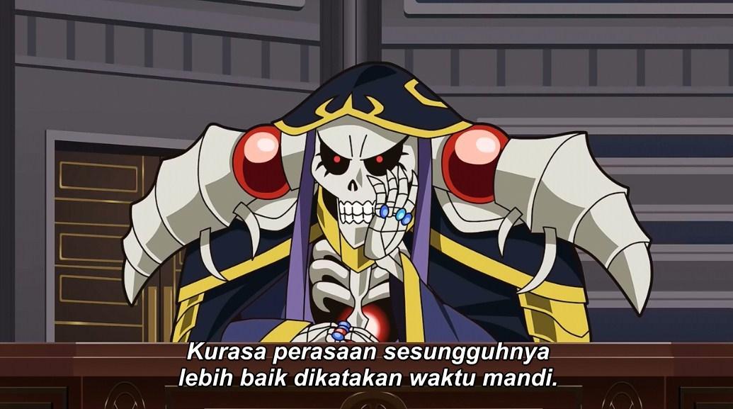 Overlord: Ple Ple Pleiades OVA BD Subtitle Indonesia