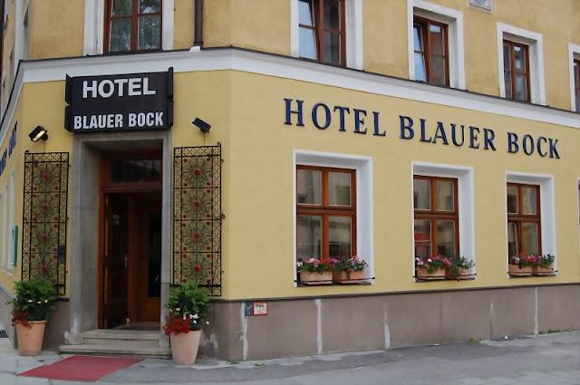 Hotel Blauer Bock em Munique