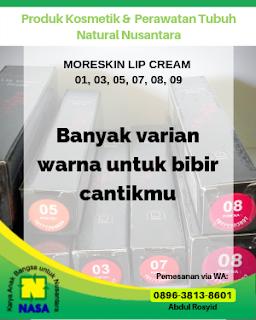MORESKIN Lip Cream Matte