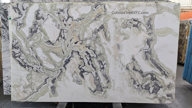 Oyster White Marble for Countertops NYC