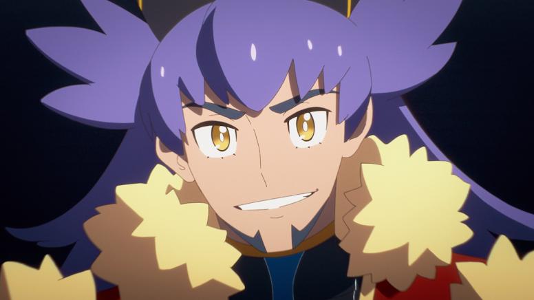 Leon Pokémon Twilight Wings