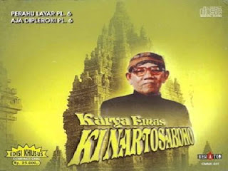 Ki Nartosabdo Dalang Legendaris  Indonesia