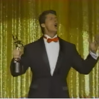 WWF - Slammy Awards 1987 - Vince McMahon cut an impassioned intro