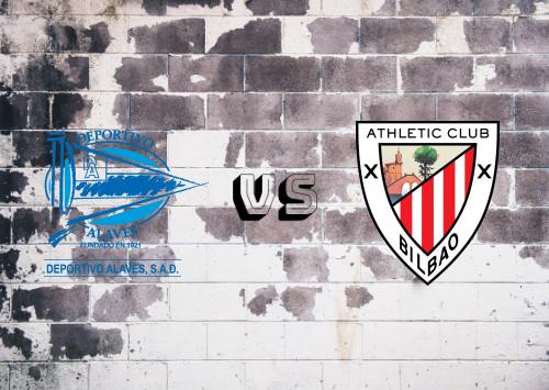 Deportivo Alavés vs Athletic Club  Resumen