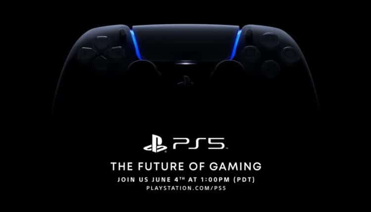 Sony will host the PS5 event on June 4