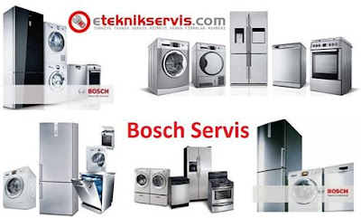 Küçükçekmece Bosch Servisi