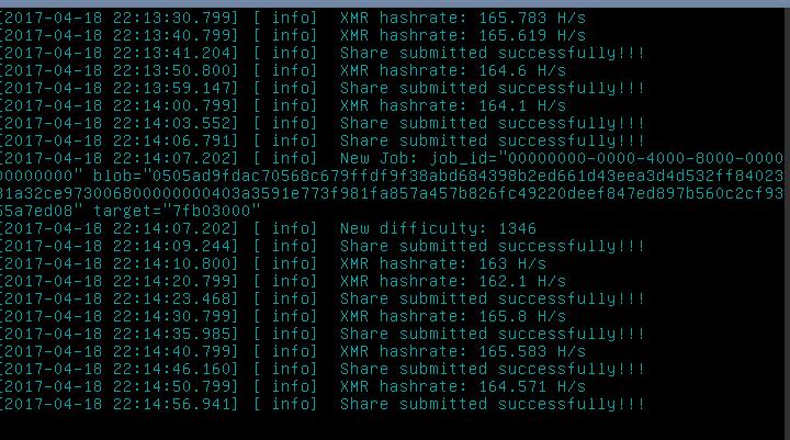 Mining monero ubuntu