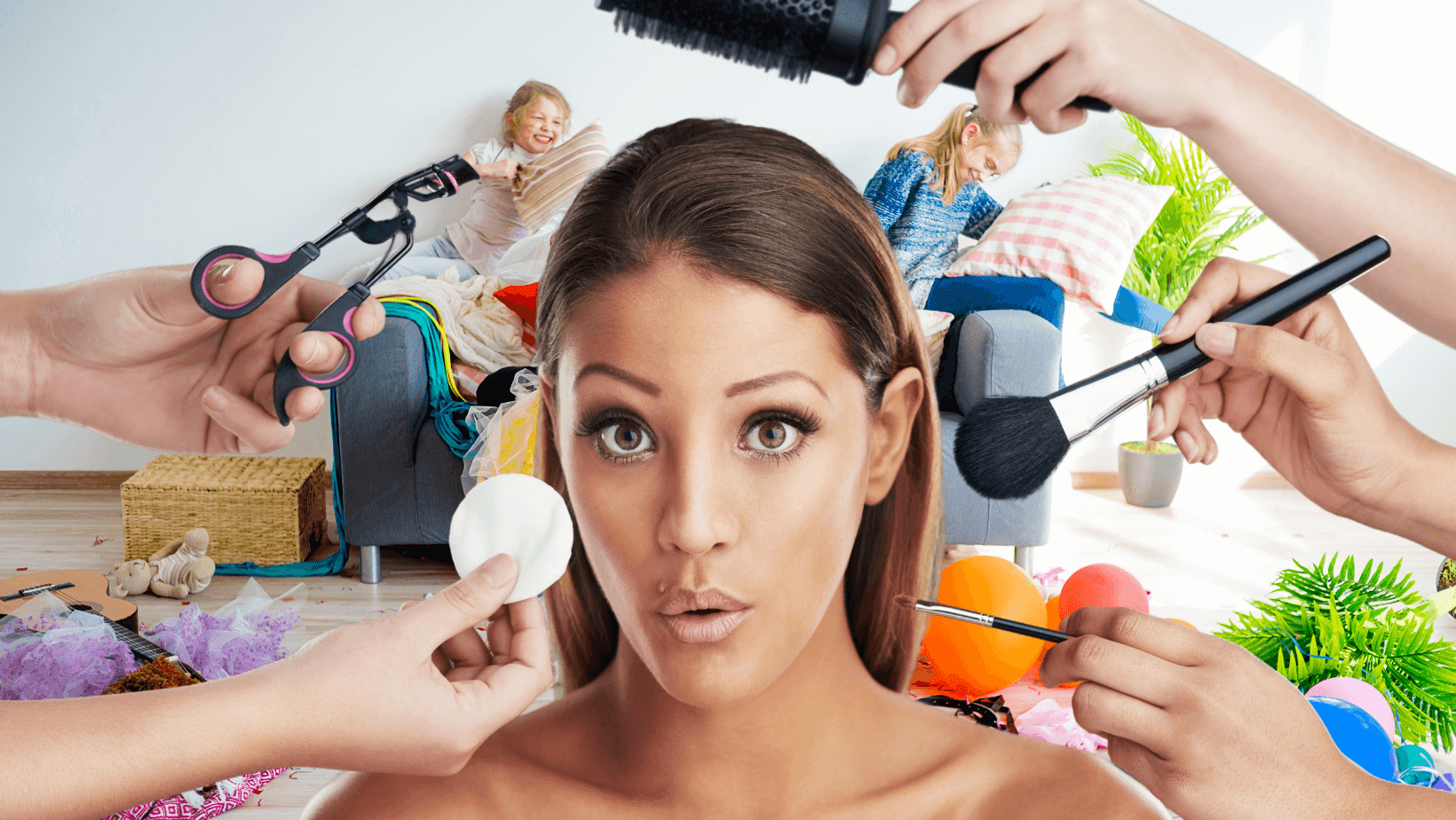 Back To School, Pamper You, Beauty Tips For Moms By Barbie's Beauty Bits