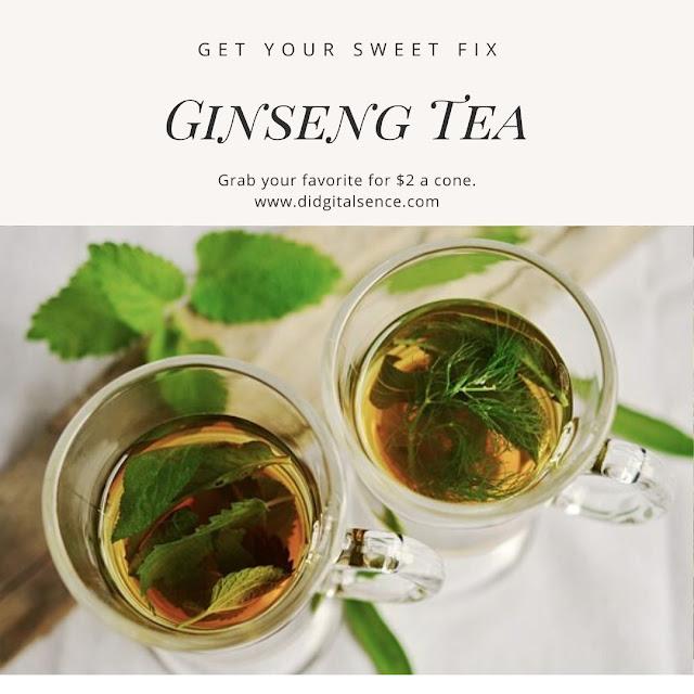 ginseng tea for immunity boost