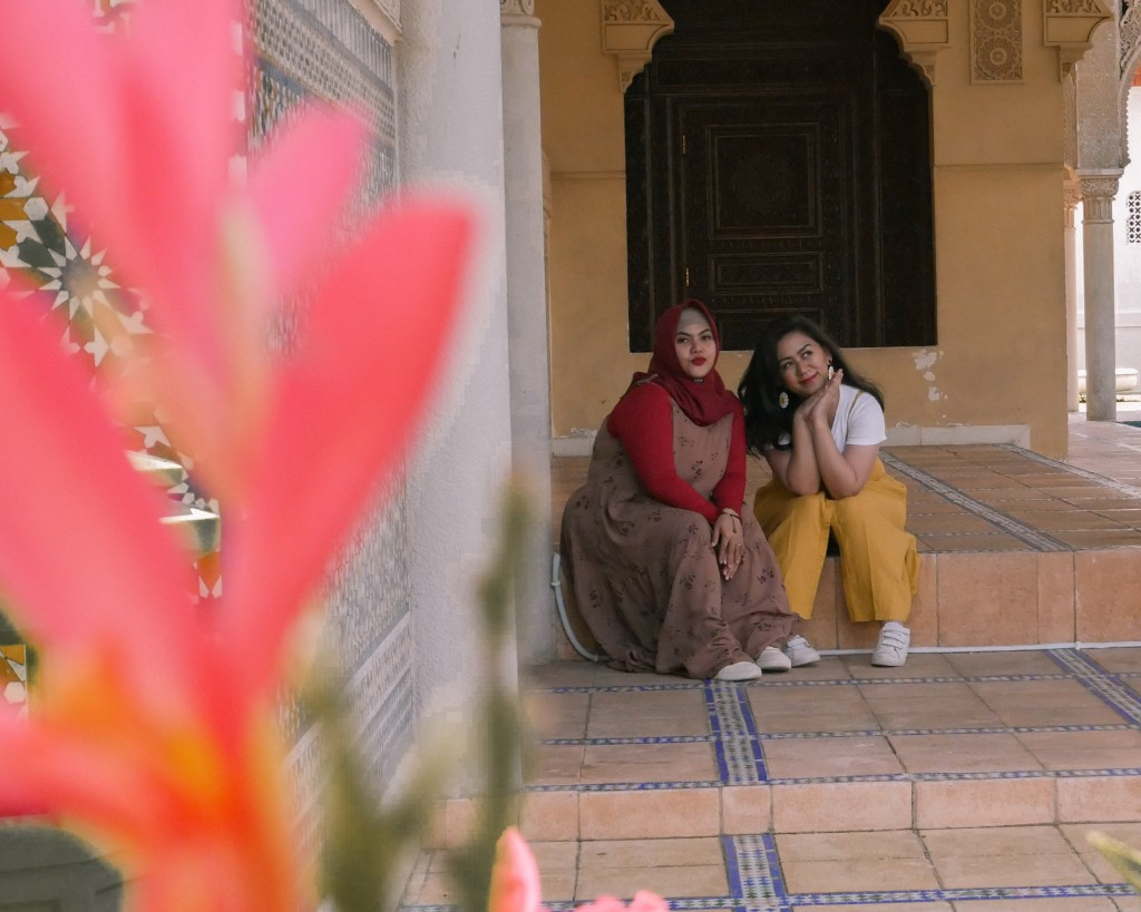 how to get to astaka morocco putrajaya