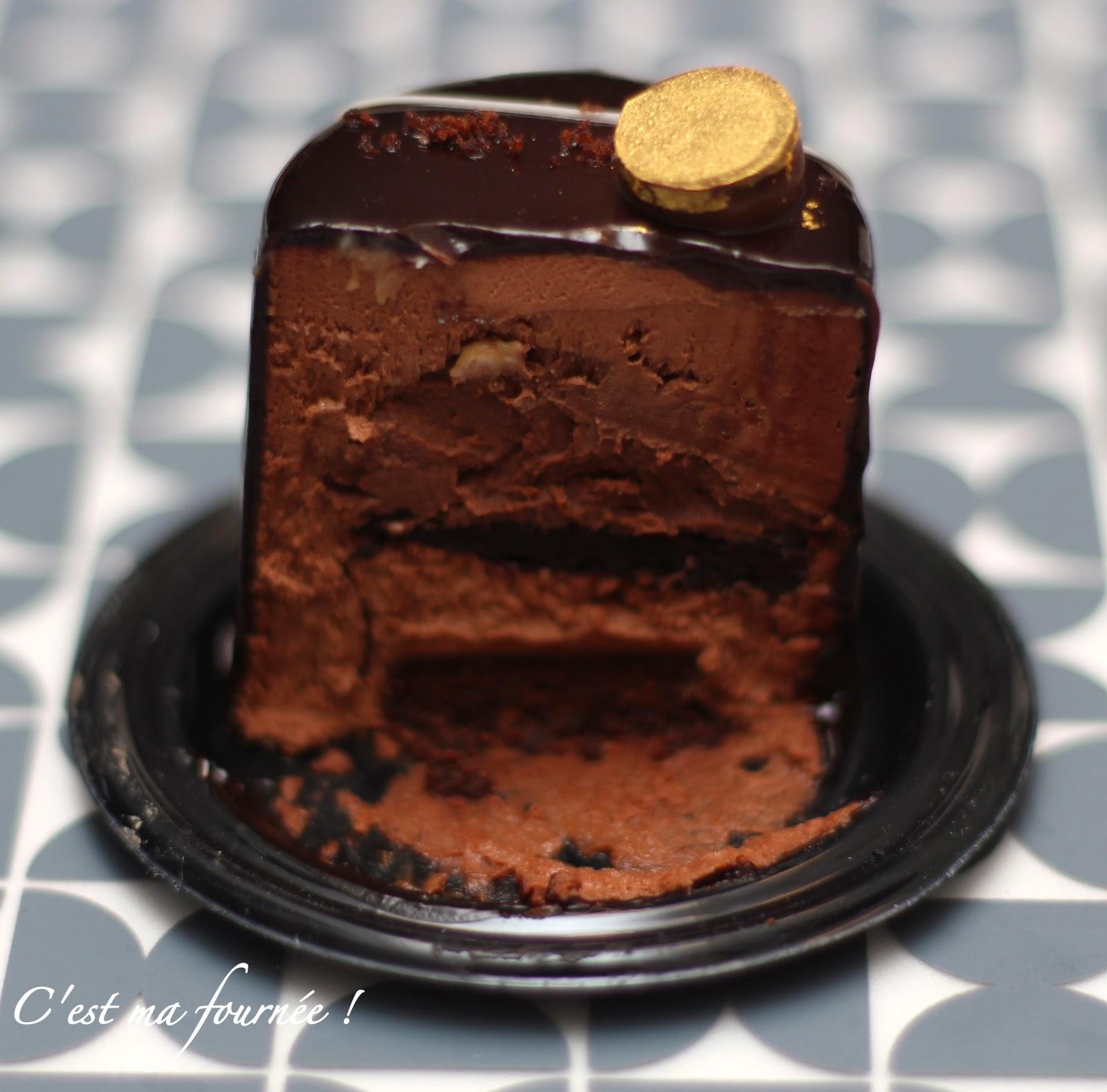 Recette gateau roule chocolat cyril lignac