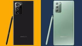 Gadgets Note 20 y  20 Ultra