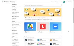 Slack有上百個App能夠串接,須透過指令調用API接口,雖方便,但對於一般用戶也有些難度。