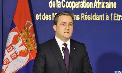 """المغرب – صربيا: الاستجابة لكوفيد-19 نابعة من مقاربة """"استراتيجية"""" تم تبنيها على أعلى مستوى في الدولة (وزير صربي)"""