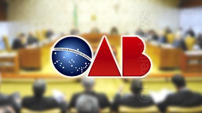 """Nota oficial: """"Liberdade de imprensa é inegociável"""", diz OAB ao Supremo Tribunal Federal"""