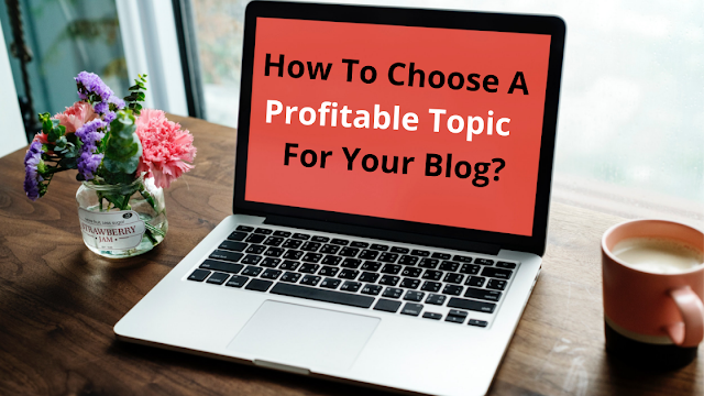 How To Choose A Profitable Topic For Your Blog? 2020 Definitive Guide For Beginners