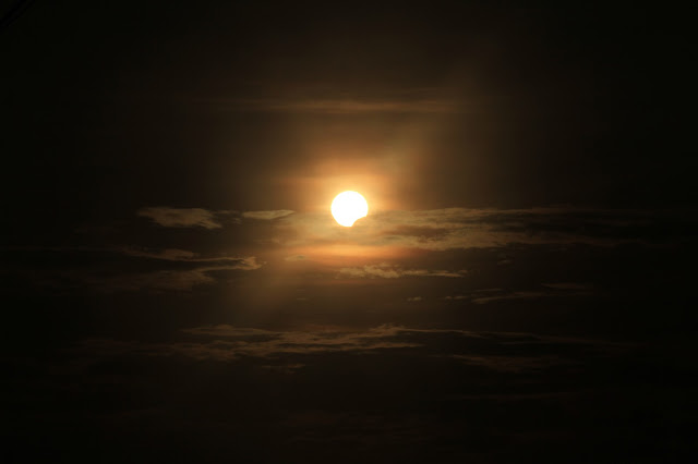Gerhana Matahari di Banyumas Akan Berlangsung Dua Jam