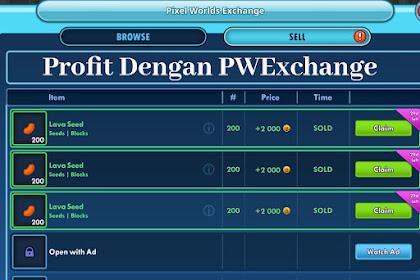 Teknik mendapatkan WL melalui PWExchange