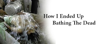 Bathing and Clothing as Islam Death Rituals