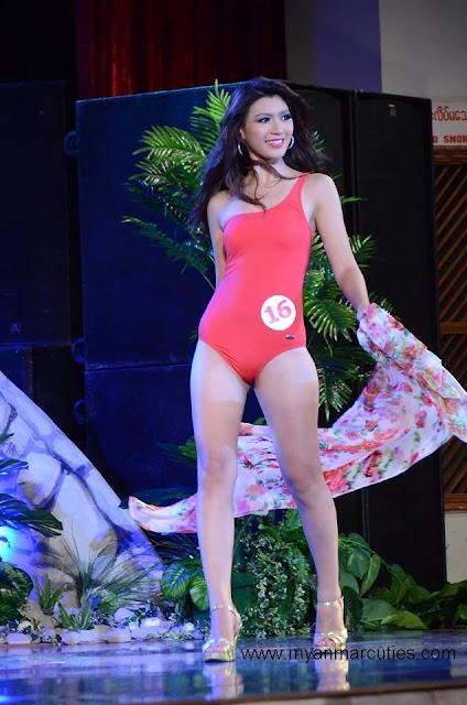 No-16 Yoon Mhi Mhi Kyaw