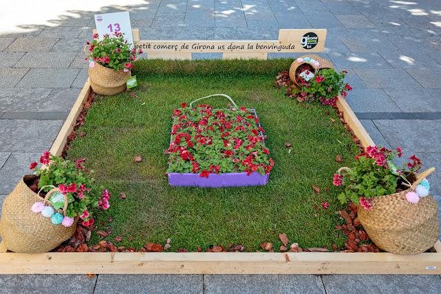 Фестиваль цветов в Жироне 2021