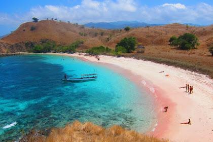 2 Pantai Tercantik Di Indonesia yang Pesonanya Sulit Diabaikan