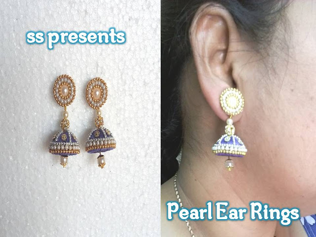 Here is Images for silk thread jewellery,1000+ images about Silk Thread Jewellery Ideas,Images for silk thread jewellery designs,jewellery making tutorial blog,Images for jewellery making for beginners,1000+ images about Jewellery Making for Beginners,how to make silk thread pearl ear rings