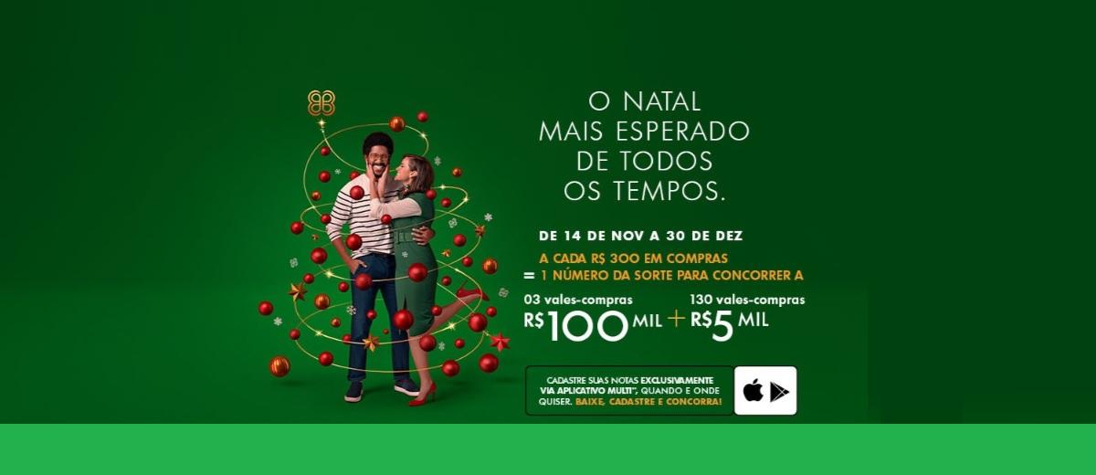 Promoção Natal 2020 Anália Franco Shopping Vales Compras