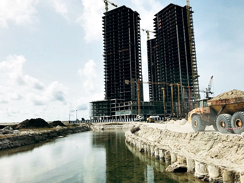 Eko Atlantic A Look Nigeria S Most Expensive Place To Live