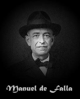 Manuel de Falla, el magnífico autor de El sombrero de tres picos, El amor brujo, o Noches en los jardines de España
