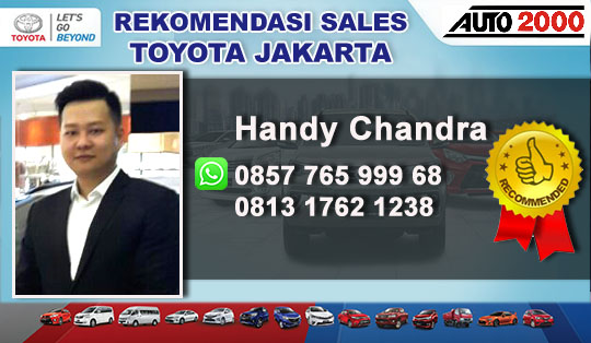 Toyota Cempaka Putih Jakarta