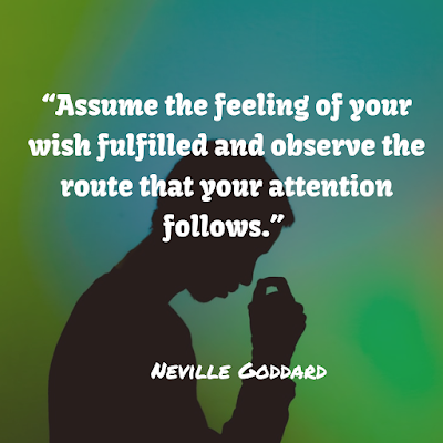 Neville Goddard's Best Inspirational Quotes