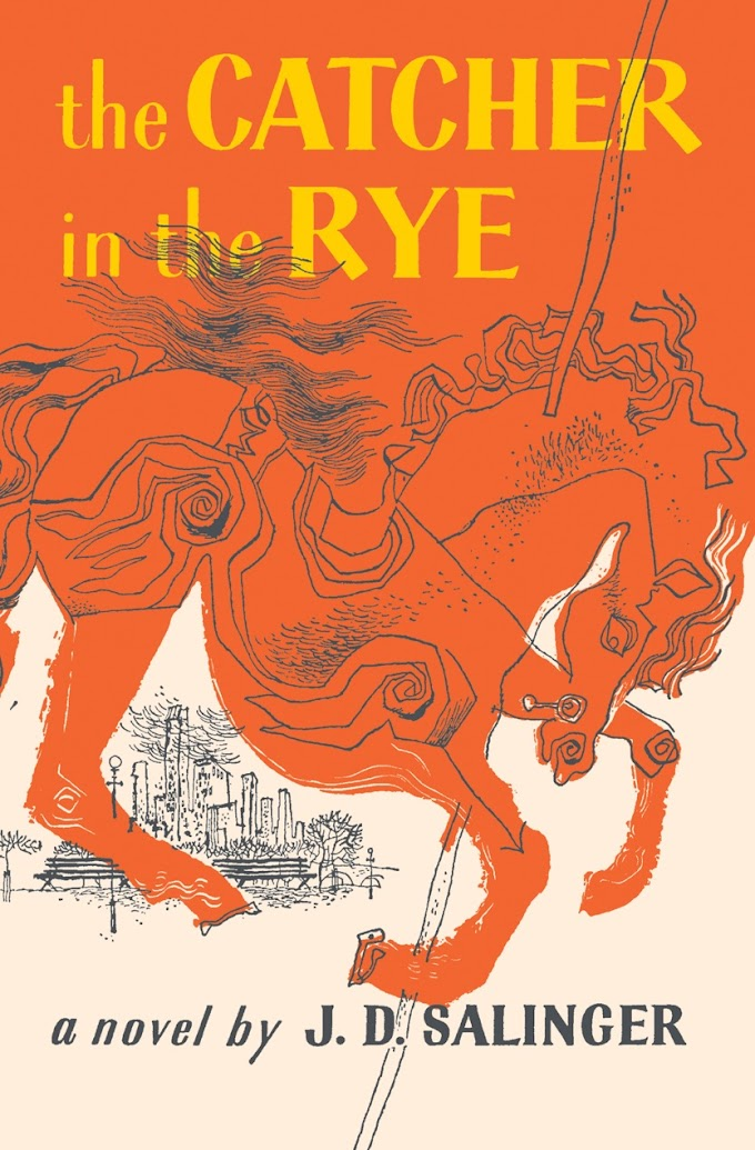 [Free Book] The Catcher in the Rye By J.D. Salinger Free PDF Download