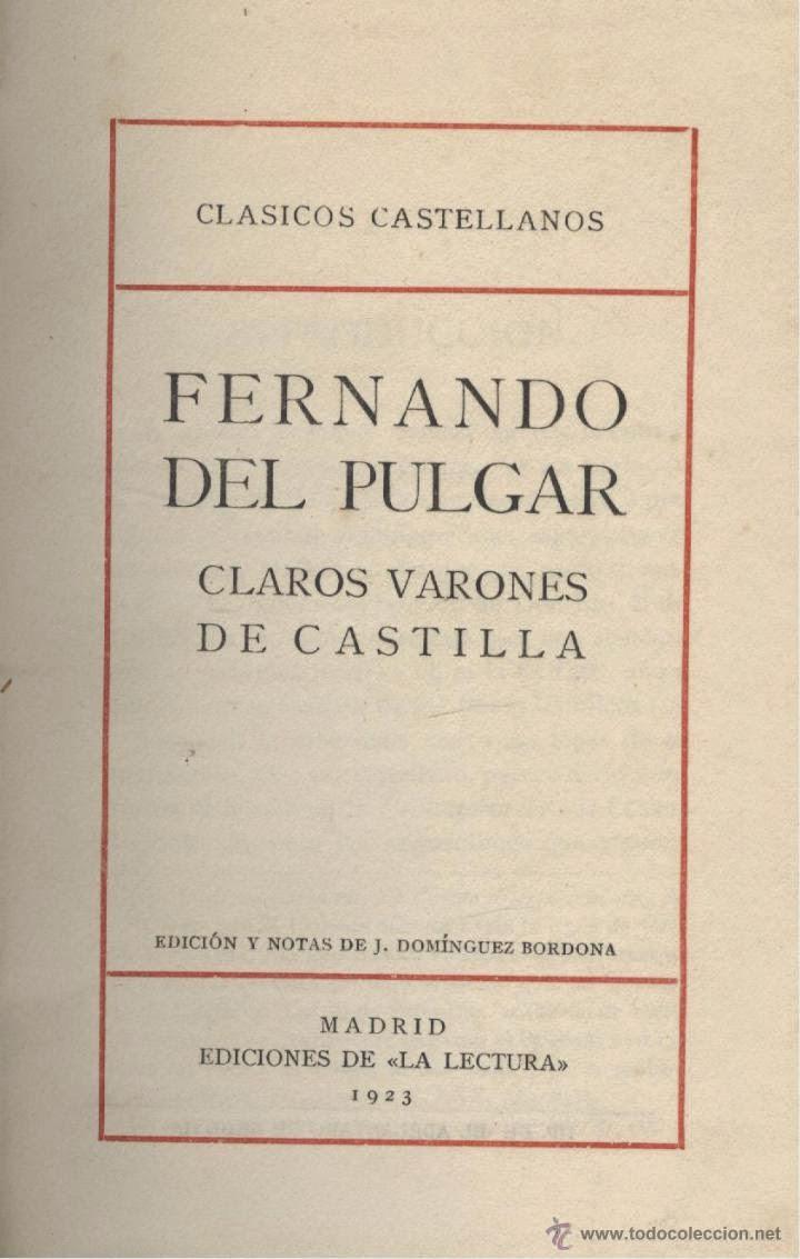 Fernando del Pulgar