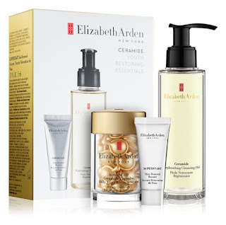 pack tratamiento Ceramide Replenshing Cleansing Oil Elizabeth Arden