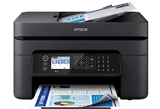 Epson WorkForce WF-2850DWF Driver Downloads, Review
