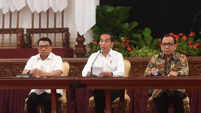 Istana Enggan Jawab Surat AHY soal Kudeta: Itu Internal Partai Demokrat