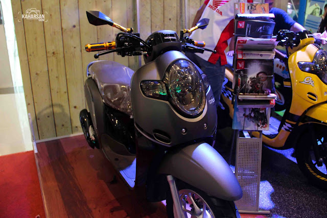 Model Stylish All New Honda Scoopy Pontianak | kaharsan