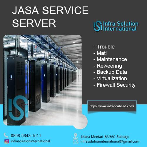 Service Server Bangkalan Enterprise