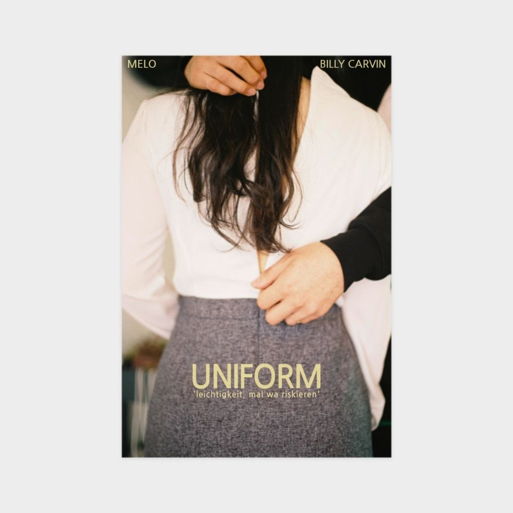 MELO – UNIFORM (Feat. Billy Carvin) – Single