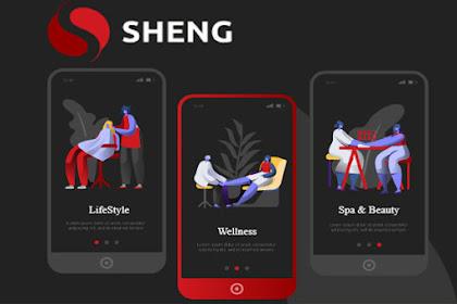 SHENG WORLD - Lifestyle & Wellness Blockchain Platform