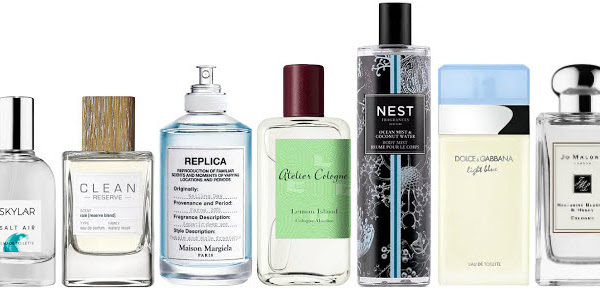 Favorite Perfumes for Summer 2021