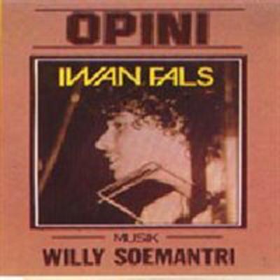 Lirik dan Chord Kunci Gitar Opiniku - Iwan Fals
