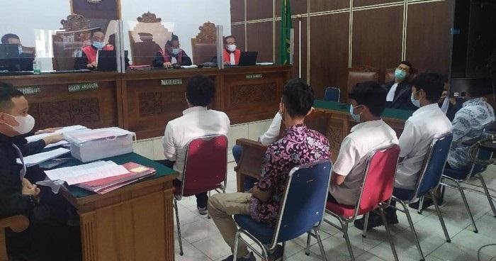5 Tukang Dijatuhi Hukuman 1 Tahun Penjara Terkait Kebakaran Kejagung
