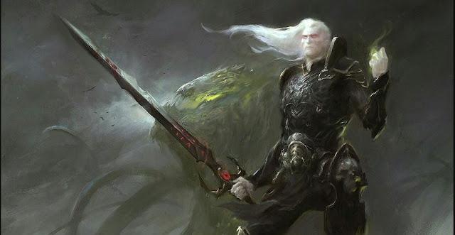 Eligiendo clase en Dungeons & Dragons - Elric