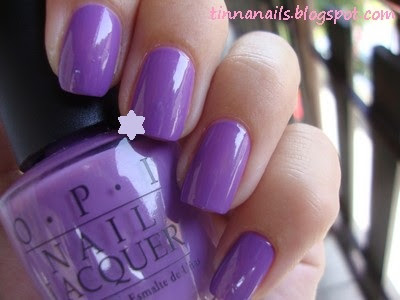 OPI - A GRAPE FIT & KONAD